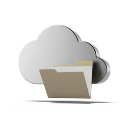 Cloud computing and folder