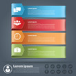 Arow business infographics
