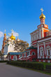 Novodevichiy convent in Moscow Russia