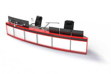 Диспетчерский стол
