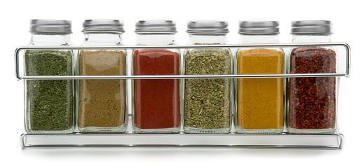 Set of Spice Jars