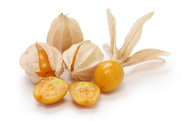 physalis, edible husk tomato