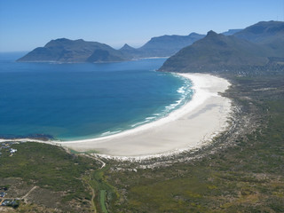 View of Noordhoek Beach, Cape Town, South Africa
