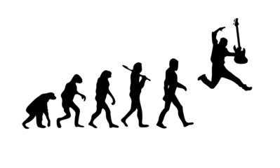 Evolution Guitar Jump