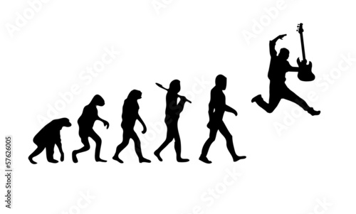 Evolution Guitar Jump