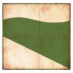 Grunge-Flagge Apulien (Italien)