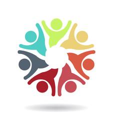 Optimistic Teamwork 7 design element vector