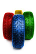 multicolor winter tires