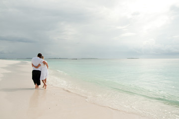 ocean in maldives