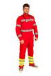 Full length of paramedic man
