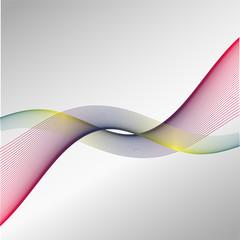 абстрактный фон,цветные линии