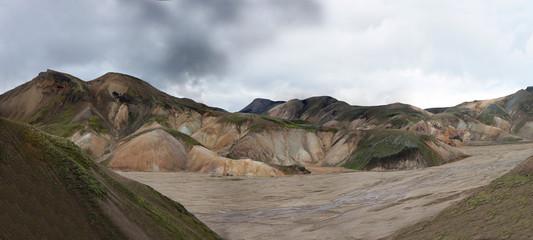 Montagne vulcaniche Islanda