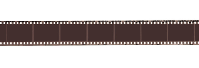 abstract retro film strip