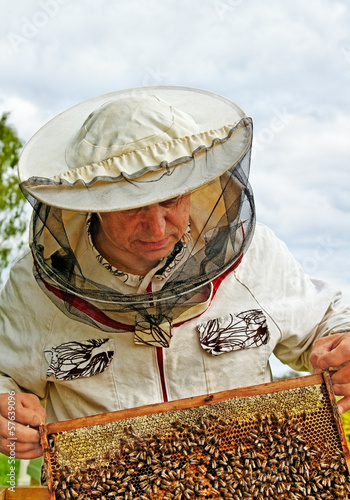 Beekeeper is working.