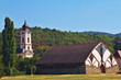 Church in Visegrad Hungary