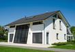 Energiesparhaus im Sommer