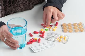 Tablettenvielfalt