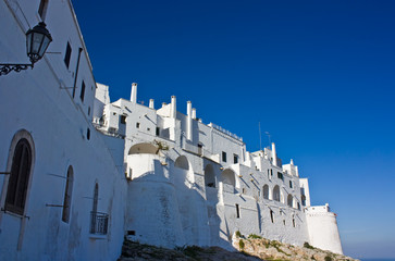 Ostuni, the white town