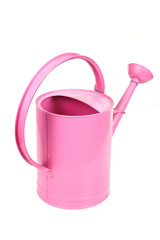 Pink watering-can
