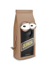 Sad quinoa