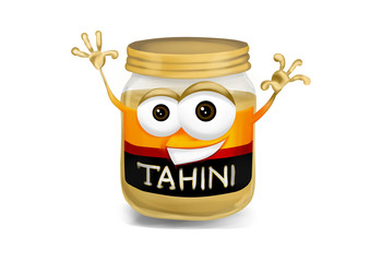 Happy tahini