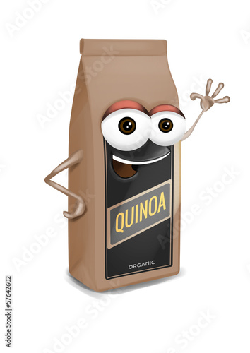 Happy quinoa