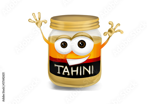Happy tahini