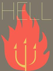 Vector Minimal Design - Hell