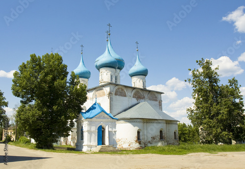 Annunciation cathedral in Gorohovetc, Russia