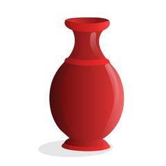 vase isolated illustration