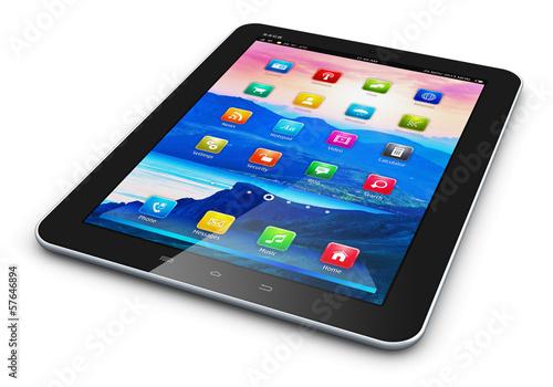 Tablet computer - 57646894