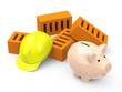 Sparen beim Bauen