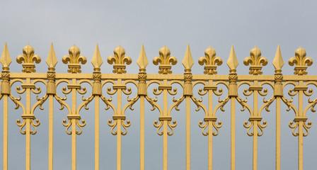 Versailles Gate Bars