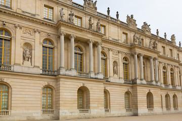 Versailles Exterior Wall