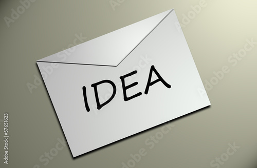 The Idea Envelope