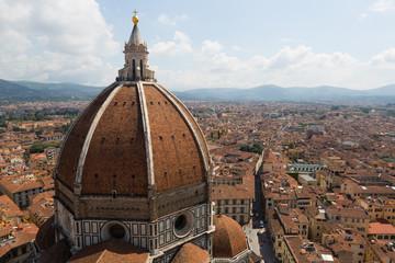 Florence Duomo, Left