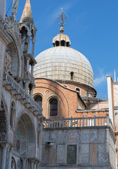 Saint Mark's Basilica Dome