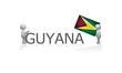 Amérique Latine - Guyana