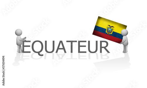 Amérique Latine - Equateur