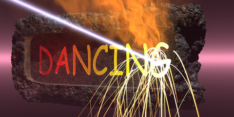 Dancing - Tanzveranstaltung - Tanzfläche