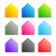 house color background 1