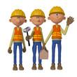 Builders 3d