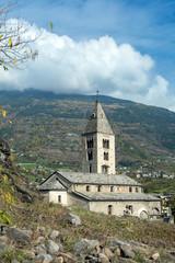 Chiesa di Santa Maria Assunta - (Villeneuve) - Aosta