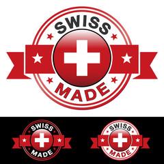 Swiss Made Badge