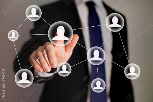 social network and business technologies