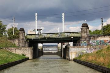 Viennese Lock gates