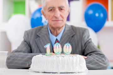 hundredth birthday