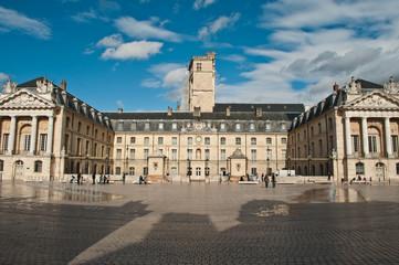 Dijon hôtel de ville place de la libération