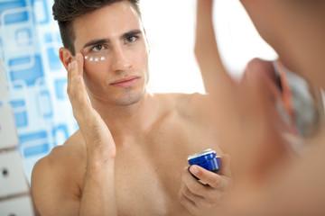 man skin cream
