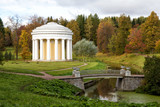 The Temple of Friendship in Pavlovsk Park (1780), Russia